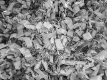 Pattern of wood waste Royalty Free Stock Photography