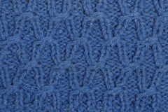 Pattern from a wool Stock Photography
