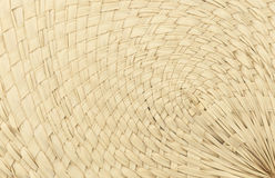 Pattern Woven fans Leaves Royalty Free Stock Photos