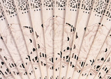 Pattern Woven fans Leaves Royalty Free Stock Photo