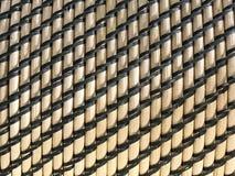 Pattern of woven wicker ratten royalty free stock image