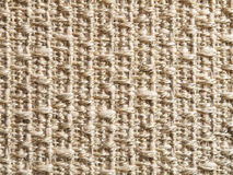 Pattern woven wool fibers Royalty Free Stock Images