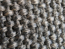 Pattern woven wool fibers. Texture pattern woven wool fibers Royalty Free Stock Images