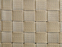 Pattern woven wool fibers Stock Images