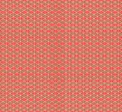 Pattern wrapping paper the geometry of the rhombuses Royalty Free Stock Photography