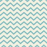Pattern in zig zag. Classic chevron seamless pattern. Royalty Free Stock Image