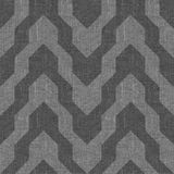 Pattern with zig zag in grey color Stock Photo