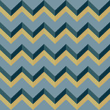 Pattern-zigzag-0007 Fotografia Stock