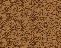 Pattern in zigzag with brown line Royalty Free Stock Photography