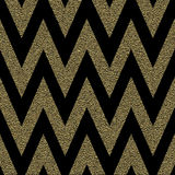 Pattern in zigzag. Classic chevron seamless pattern. design royalty free illustration