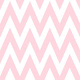 Pattern in zigzag. Classic chevron seamless pink Royalty Free Stock Image