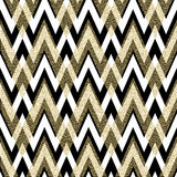 Pattern in zigzag Royalty Free Stock Photography