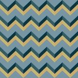 Pattern-zigzag-0007 Stock Photo