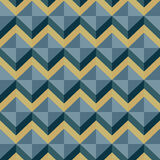 Pattern-zigzag-0011 Stock Images