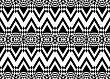 Pattern zigzag. Royalty Free Stock Photos
