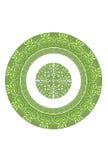 pattern01 islamskiego zdjęcie stock