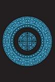 pattern02 islamskiego Obrazy Royalty Free