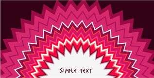 Patterned Background Royalty Free Stock Image