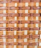 Patterned background. Texture of basket Stock Photos
