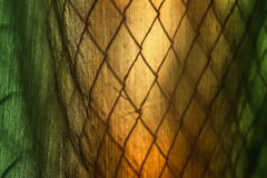 Patterned background. With a mesh pattern Royalty Free Stock Photography