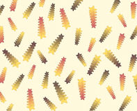 Patterned background-soft color drawing Stock Photo