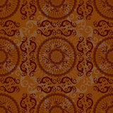 Patterned background vintage seamless Royalty Free Stock Images