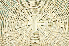 Patterned basket,background and textures Stock Photos
