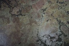 Patterned beautiful shabby stone floor with marble 12 stock photography