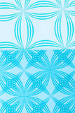 Patterned cardboard background Stock Photography