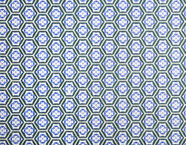 Patterned Cloth Texture Stock Photography