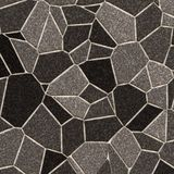 Patterned decorative tiles Stock Images