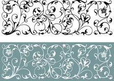 Patterned element Royalty Free Stock Images