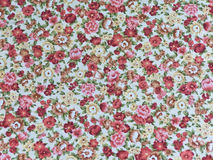 Patterned fabric. Royalty Free Stock Image