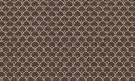 Patterned fabric texture Royalty Free Stock Image
