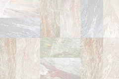 Patterned marble surface Stock Images
