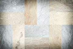 Patterned marble surface Stock Image