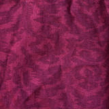 Patterned  maroon fabric Stock Images