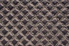 Patterned metallic texture Royalty Free Stock Photos