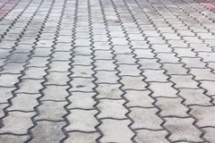 Patterned paving tiles, Stock Photo
