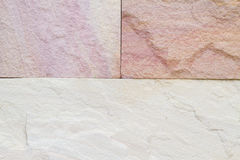 Patterned sandstone texture background. Natural color Stock Photos