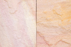 Patterned sandstone texture background. Natural color Stock Images