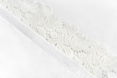 Patterned textile fragment Royalty Free Stock Image
