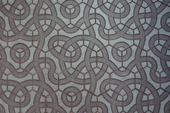 Patterned tiles. Detail tiles photo. Ideal for backgrounds and textures Royalty Free Stock Image