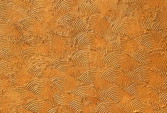 Patterned wall background Stock Photo