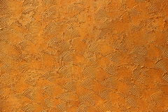 Patterned wall background Royalty Free Stock Image