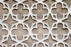 Patterned Wall Royalty Free Stock Images