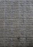 Patterned wall tiles. Stock Image