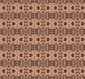 Patterned wood floor. Royalty Free Stock Photo