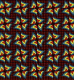 Patterns Background Vector. With Color Royalty Free Stock Image