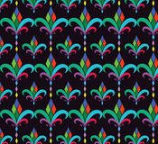 Patterns backgrounds seamless black color stock illustration